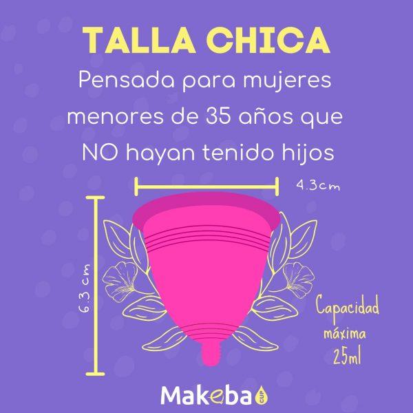 Kit | Copa Menstrual | Makeba