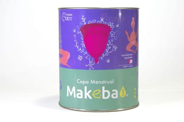 Kit   Copa Menstrual   Makeba