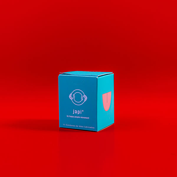 Dreamer Box    KIT Condones   Japi
