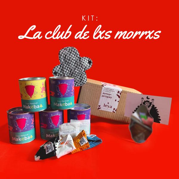 Kit | La club de lxs morrxs