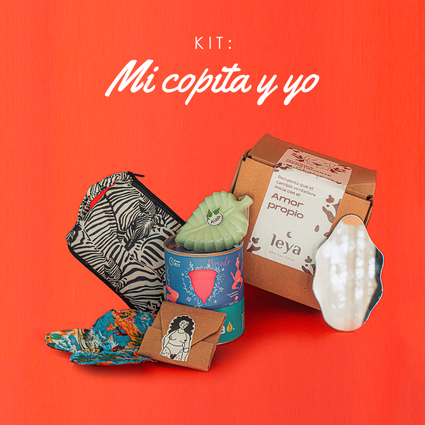 Kit | Mi copita y yo