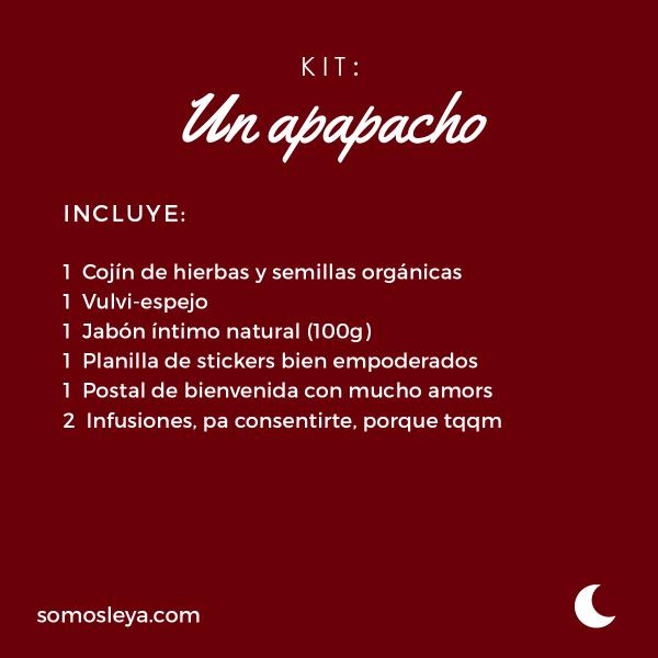 Kit | Un apapacho