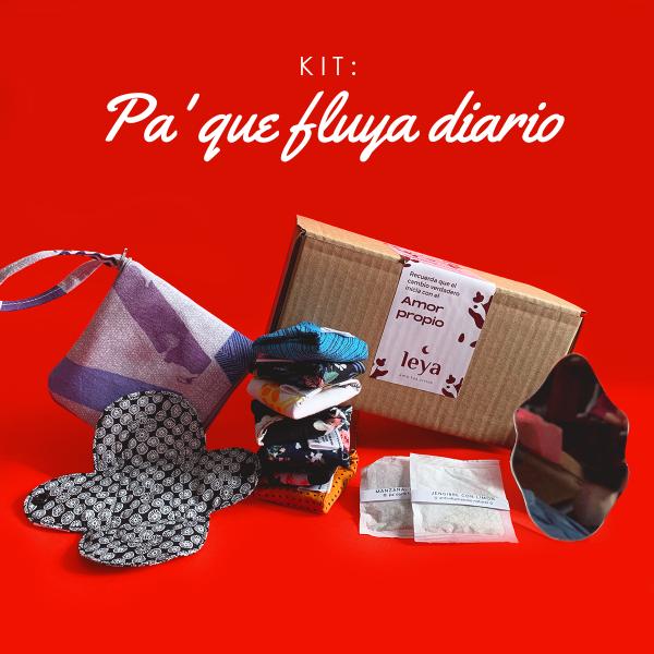 Kit   Pa' que fluya diario