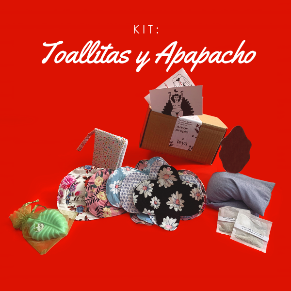 Kit   Toallitas y Apapacho